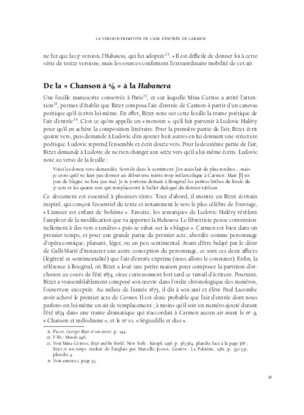 Aspects de l'opéra français de Meyerbeer à Honegger, extrait 5