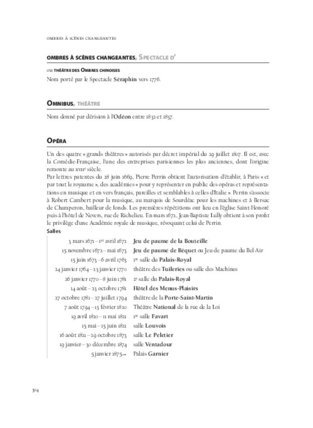 Dictionnaire des théâtres parisiens (1807-1914), extrait 9