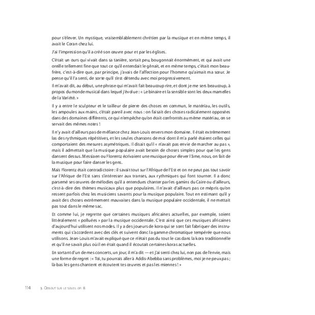 Jean-Louis Florentz, l'œuvre d'orgue, extrait 7