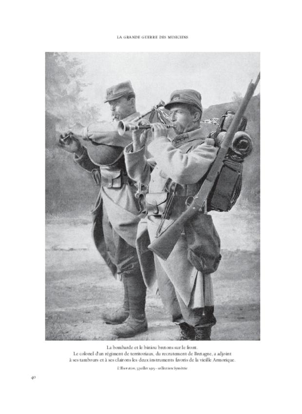 La Grande Guerre des musiciens, extrait 4