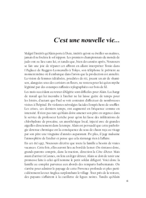 Alain Fondary, extrait 6