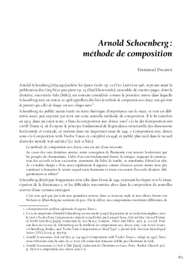 Théories de la composition musicale au xxe siècle, extrait 11
