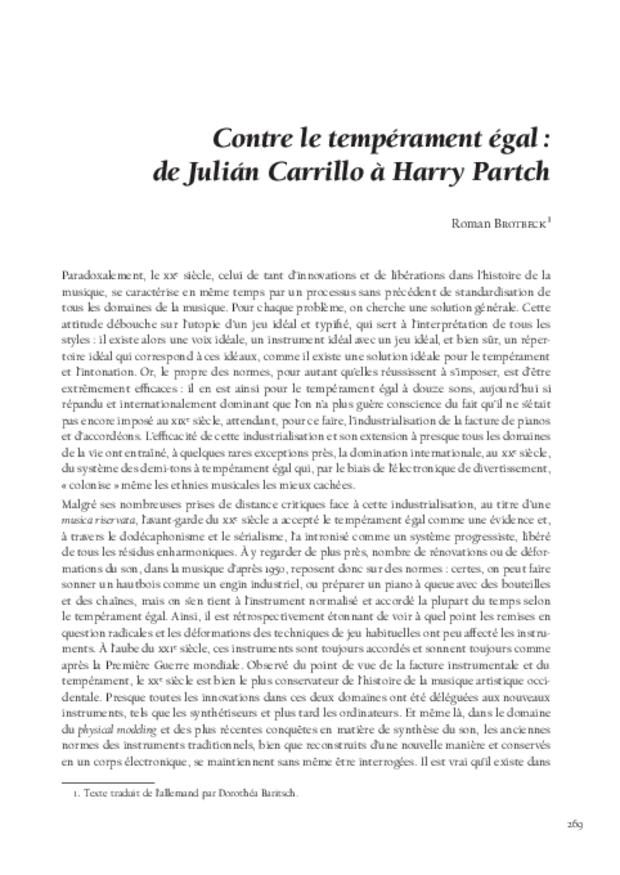 Théories de la composition musicale au xxe siècle, extrait 14
