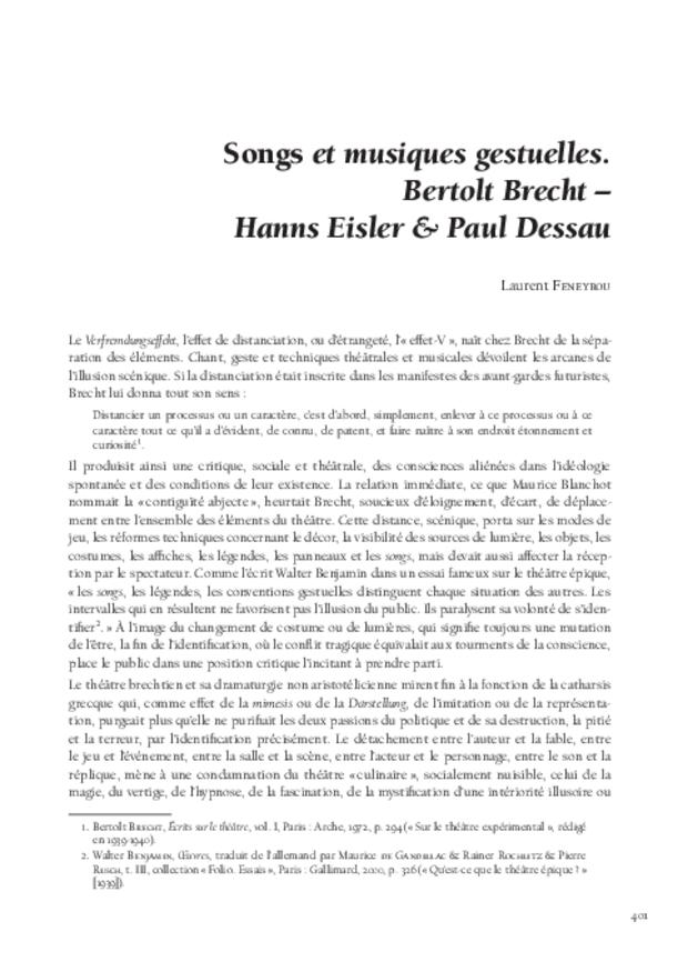 Théories de la composition musicale au xxe siècle, extrait 21