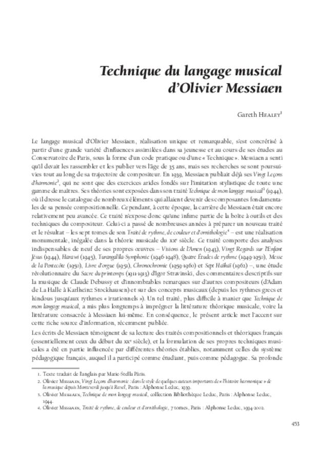 Théories de la composition musicale au xxe siècle, extrait 24