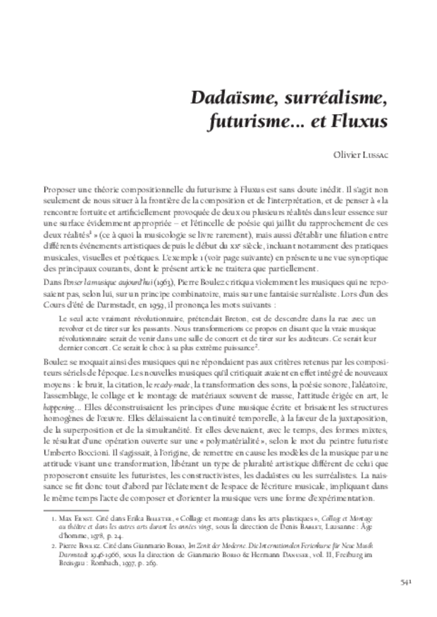 Théories de la composition musicale au xxe siècle, extrait 28