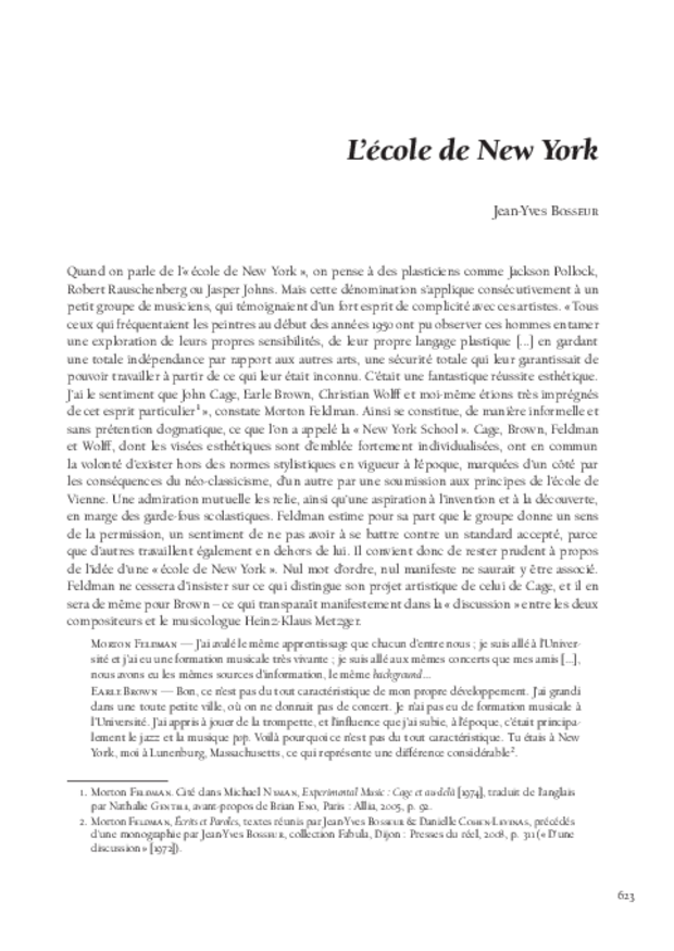 Théories de la composition musicale au xxe siècle, extrait 31