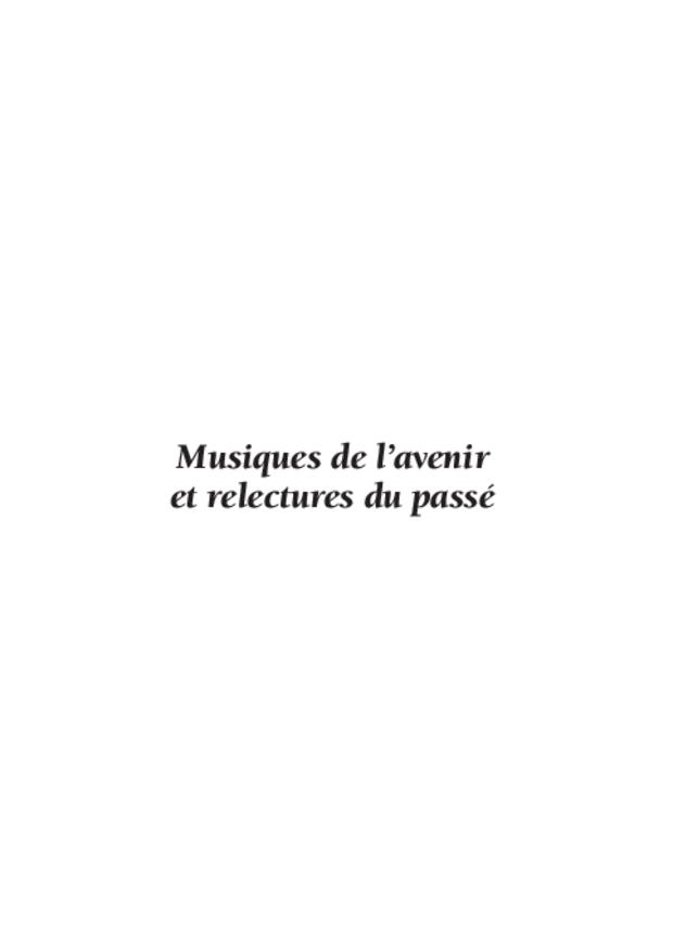 Théories de la composition musicale au xxe siècle, extrait 4