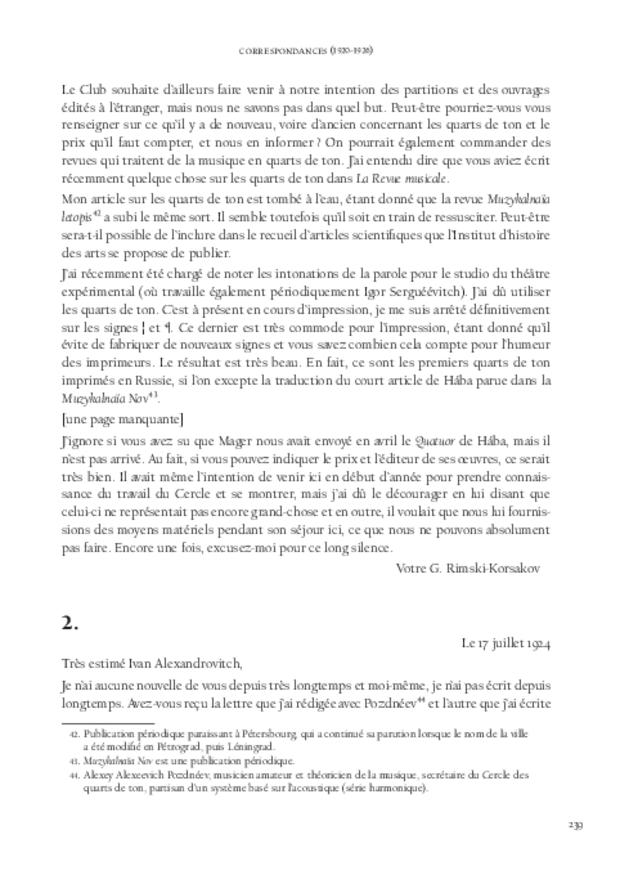 Libération du son, extrait 10