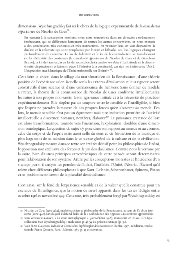 Libération du son, extrait 5