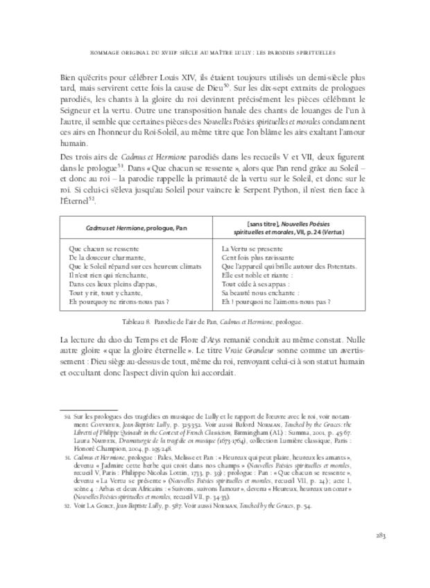 L'invention des genres lyriques français et leur redécouverte au xixe siècle, extrait 10