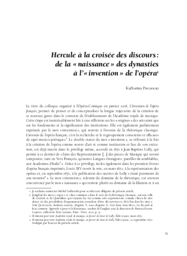 L'invention des genres lyriques français et leur redécouverte au xixe siècle, extrait 5