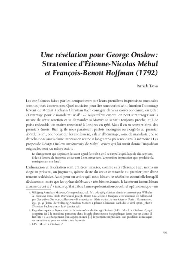 George Onslow, extrait 8