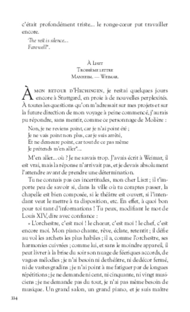 Mémoires, extrait 15