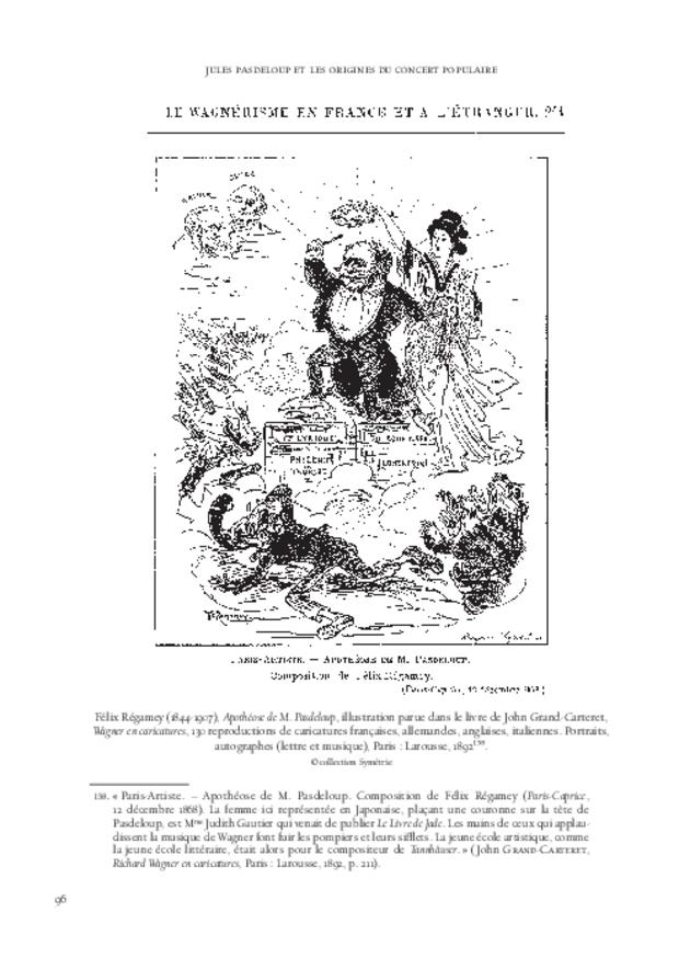 Jules Pasdeloup et les origines du concert populaire, extrait 5