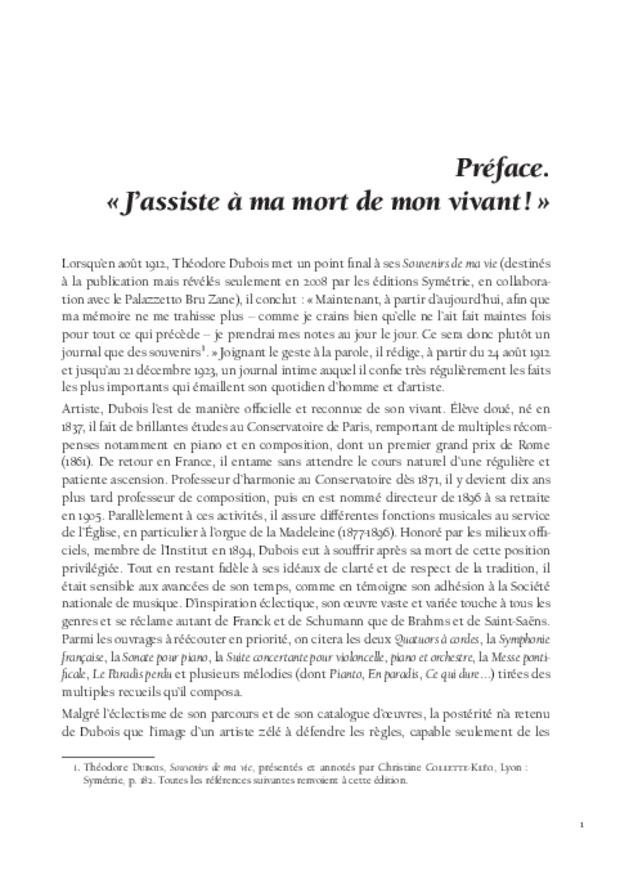 Journal, extrait 3