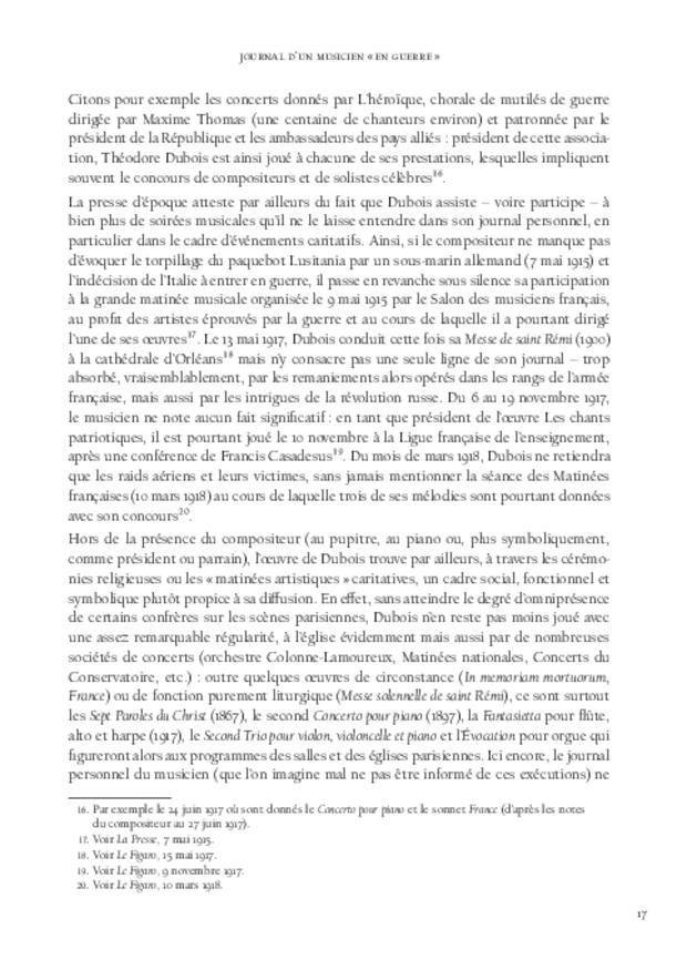 Journal, extrait 4