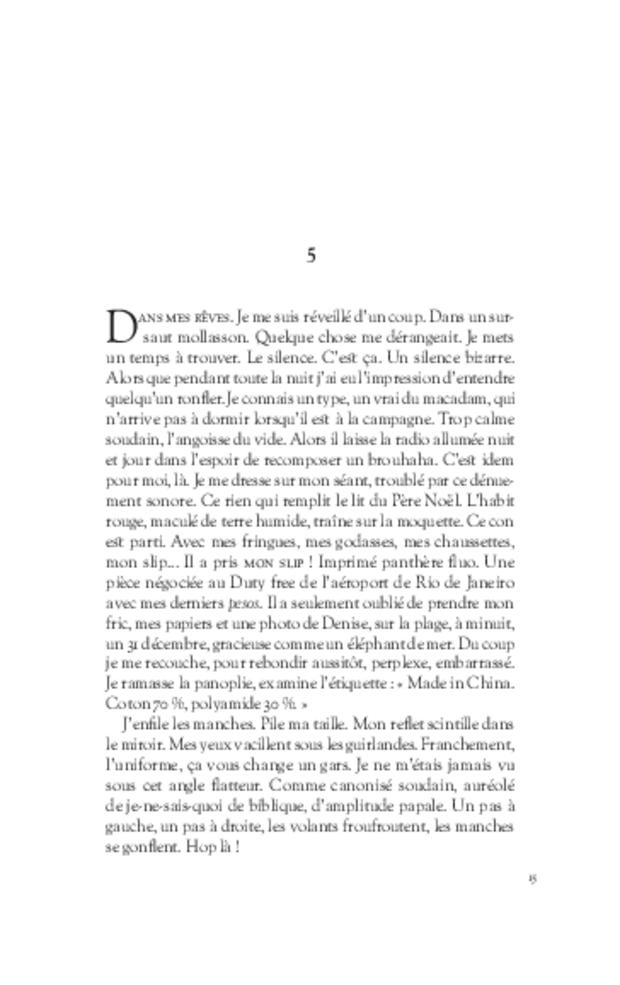 Images d'Épinal, extrait 4
