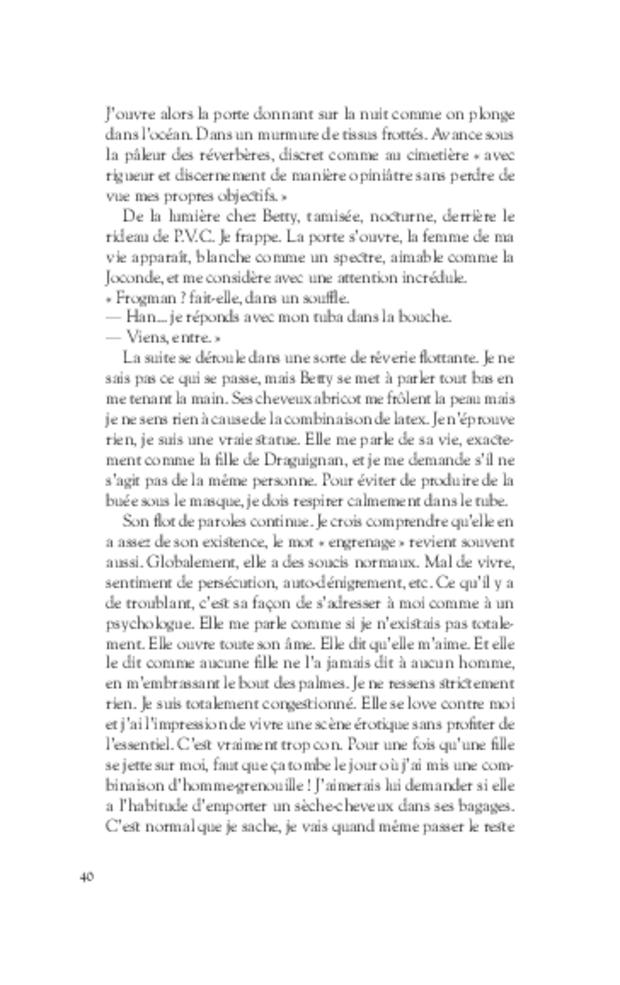 La Marrakech du Nord, extrait 6