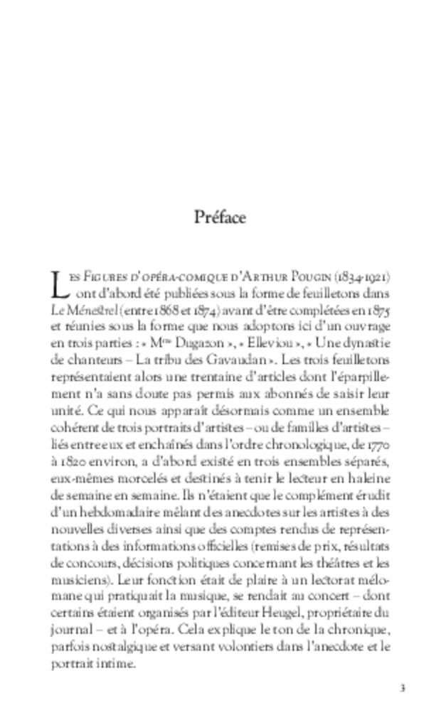 Figures d'opéra-comique, extrait 3