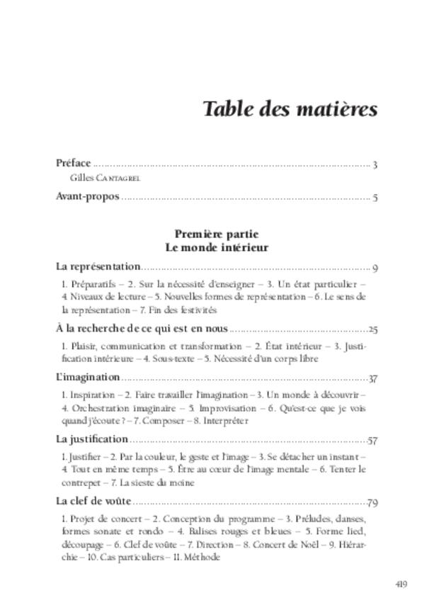 L'Amateur, extrait 9