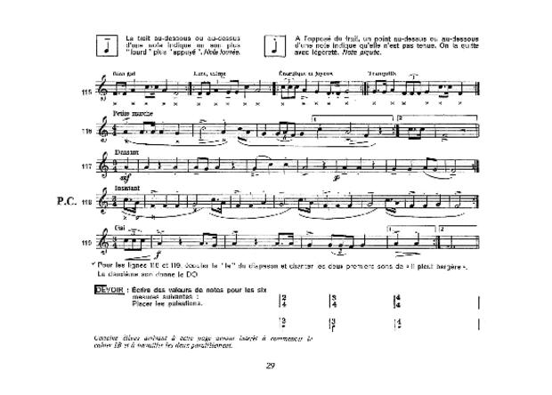 Méthode Martenot, extrait 4