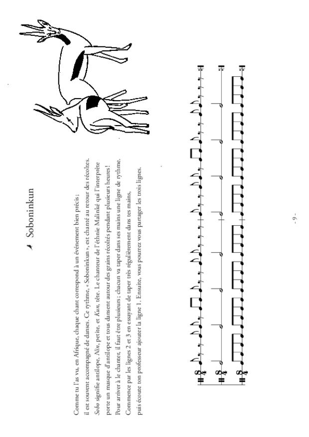 Musique, Musiques!, extrait 3