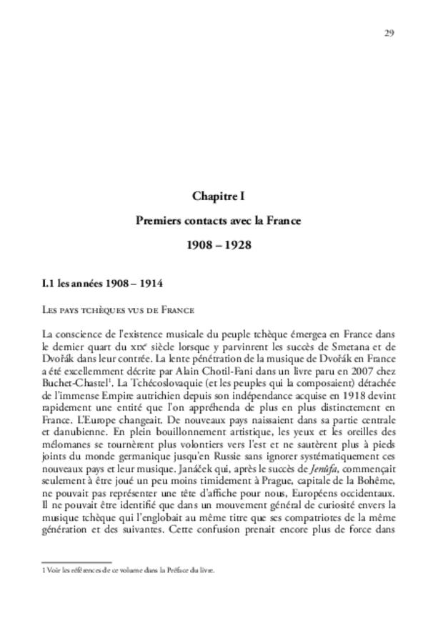 Janáček en France, extrait 4