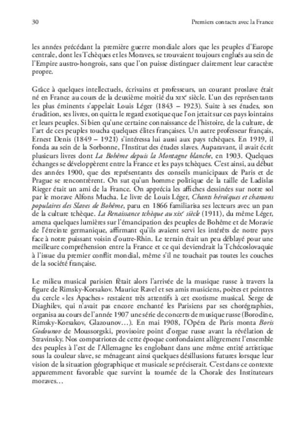 Janáček en France, extrait 5