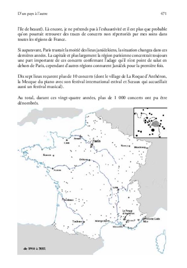 Janáček en France, extrait 9