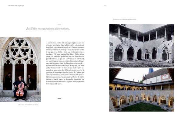 L'Abbaye d'Ambronay, désirs de lieux, extrait 4