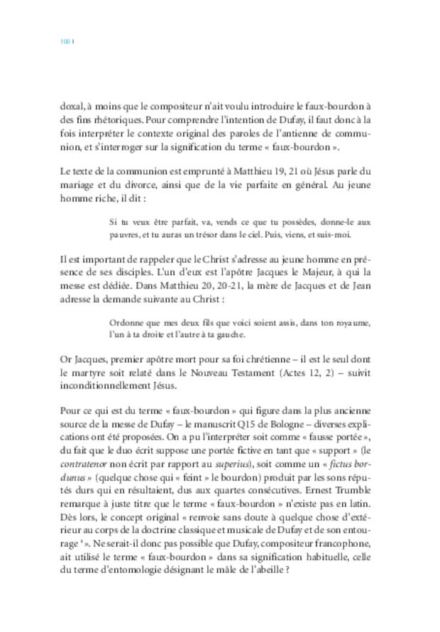 Musique, théologie et sacré: d'Oresme à Érasme, extrait 5