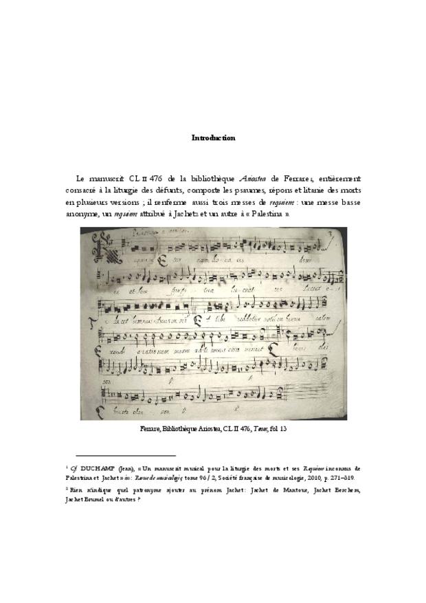Missa pro defunctis, extrait 4