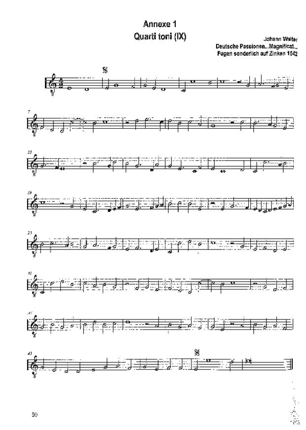 Apprendre à improviser avec la musique de la Renaissance, extrait 3