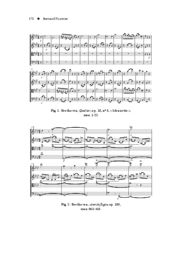 Le Quatuor à cordes, vers les séductions de l'extrême, extrait 9