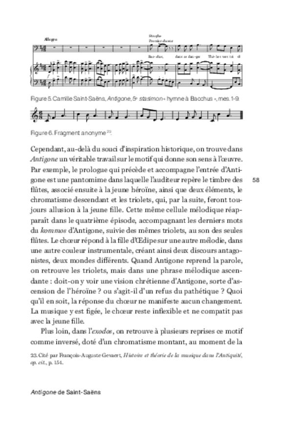 Musiques de scène sous la IIIe République, extrait 13