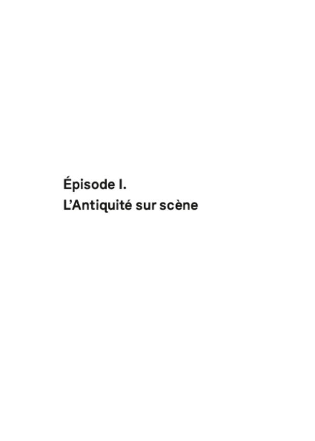 Musiques de scène sous la IIIe République, extrait 9