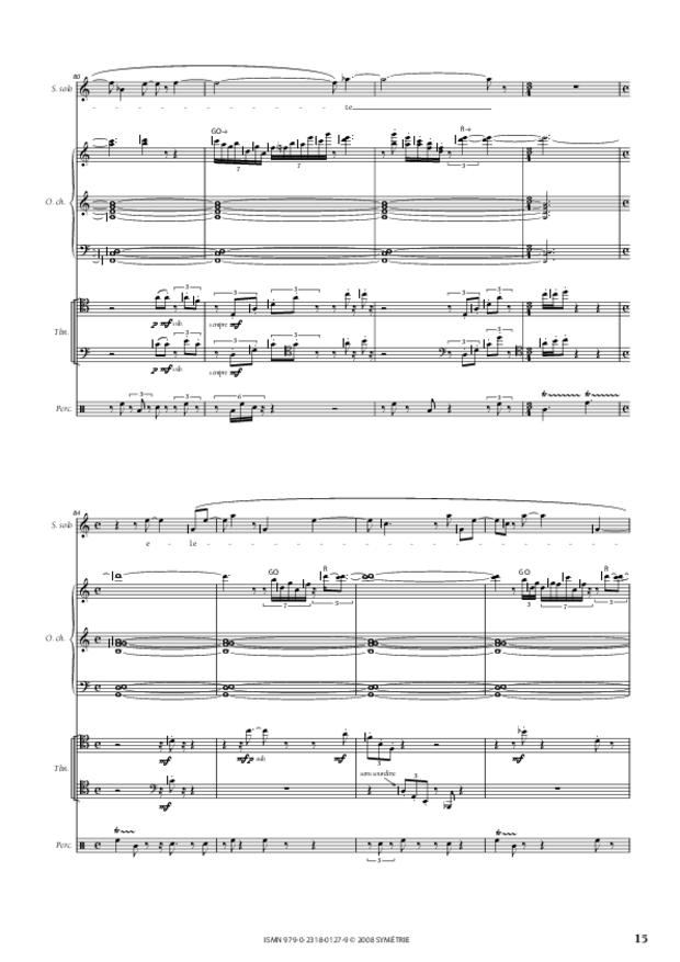 Missa Deo gratias, extrait 6