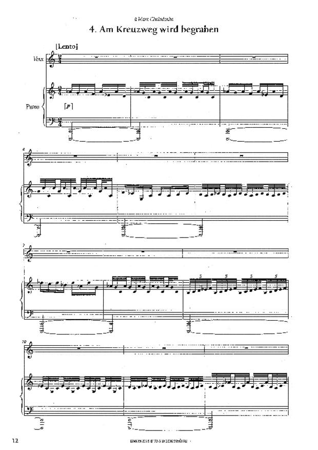 Wiener Konzert, extrait 4