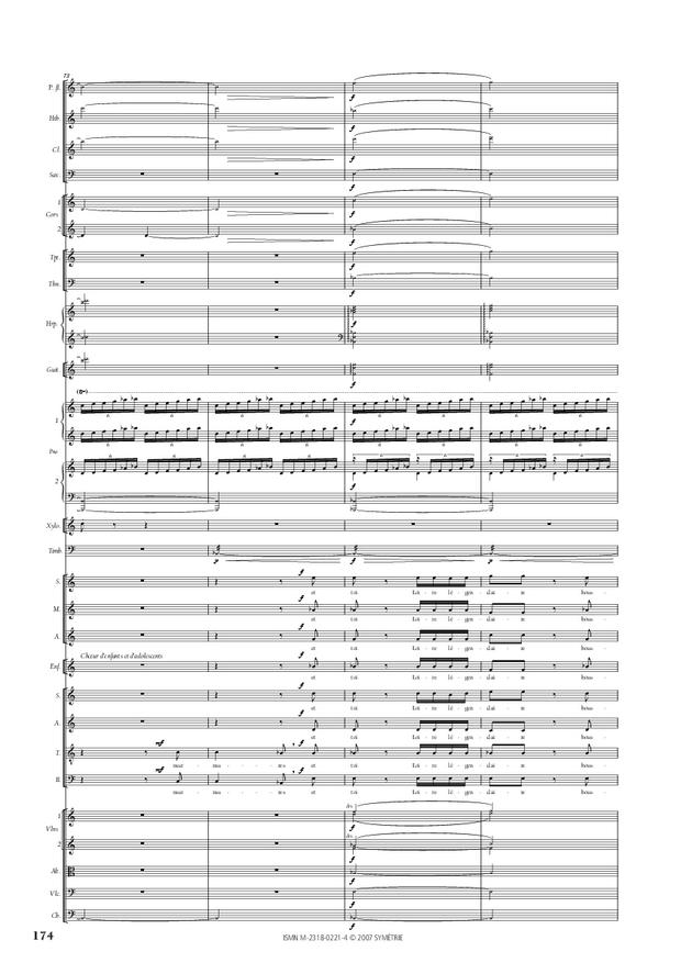 Cantate de la Loire, extrait 14