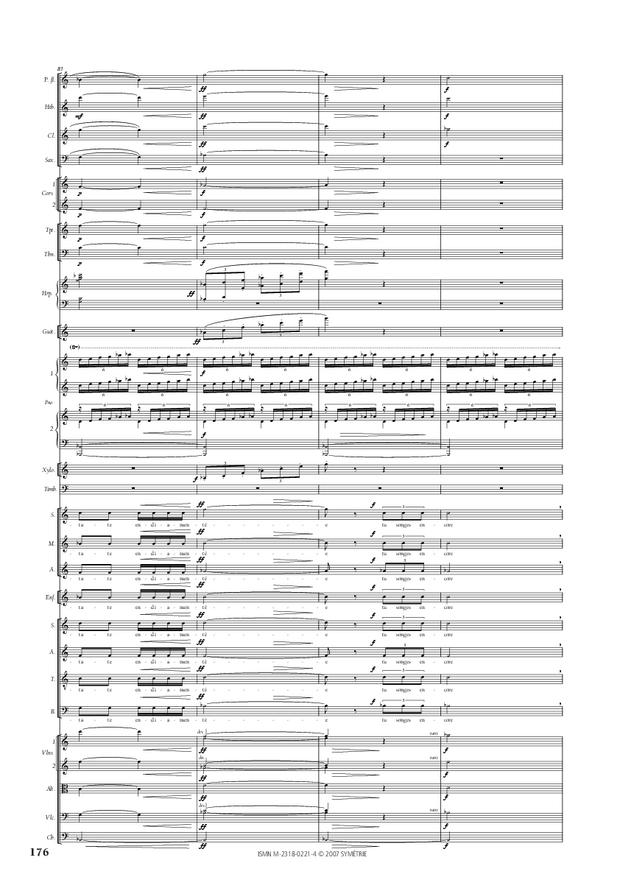 Cantate de la Loire, extrait 16