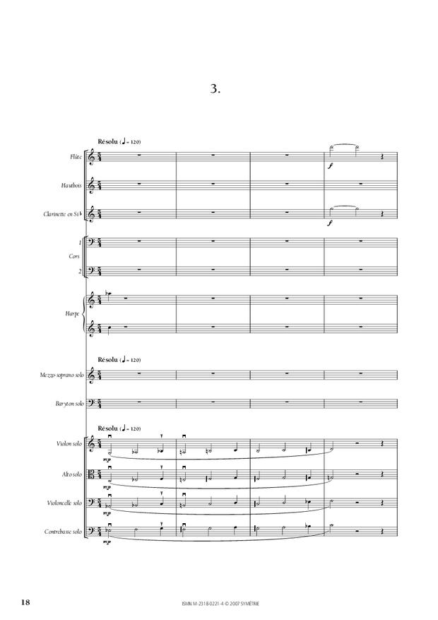 Cantate de la Loire, extrait 7