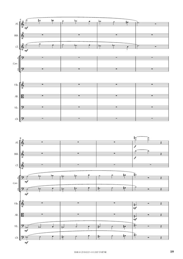 Cantate de la Loire, extrait 8