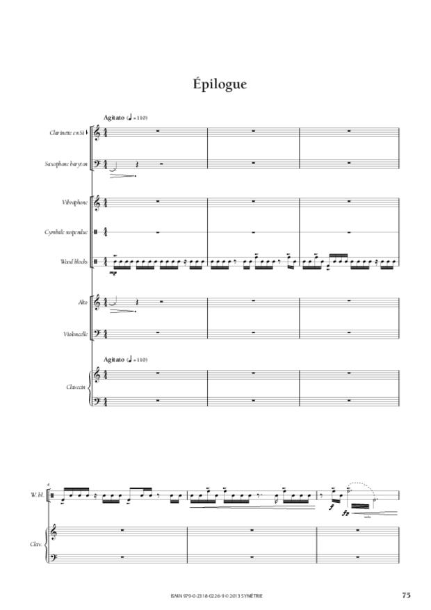 Le Songe d'un habitant du Mogol, extrait 11