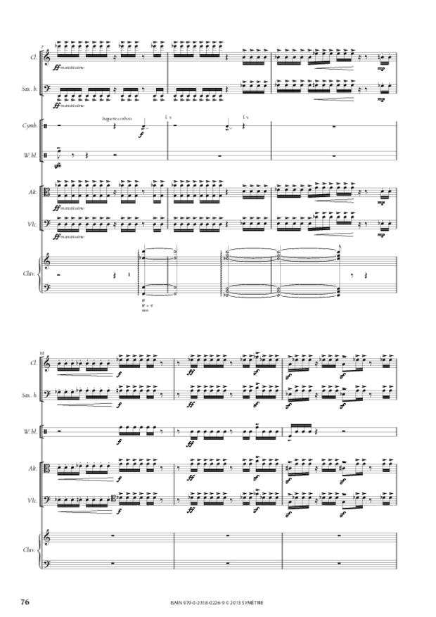 Le Songe d'un habitant du Mogol, extrait 12