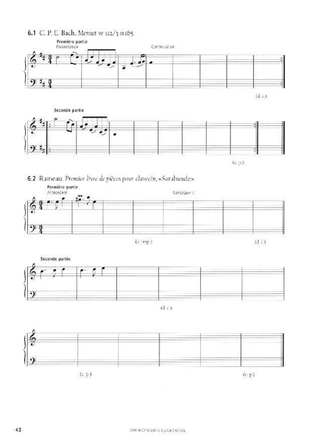 Exercices progressifs et créatifs d'écriture tonale, extrait 3