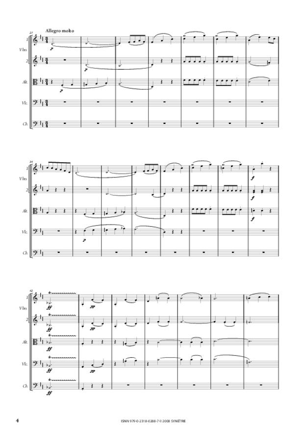 Symphonie n° 2, extrait 4