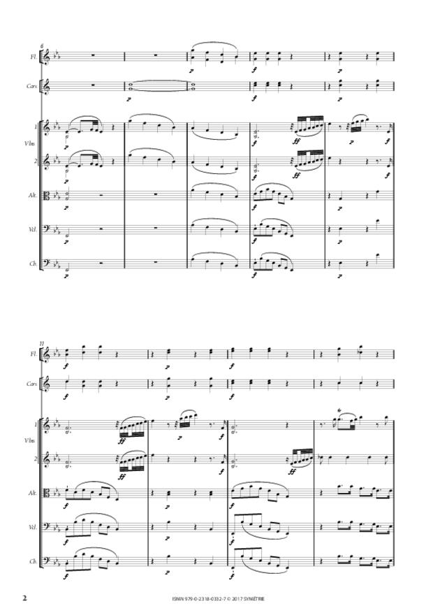 Symphonie, extrait 2