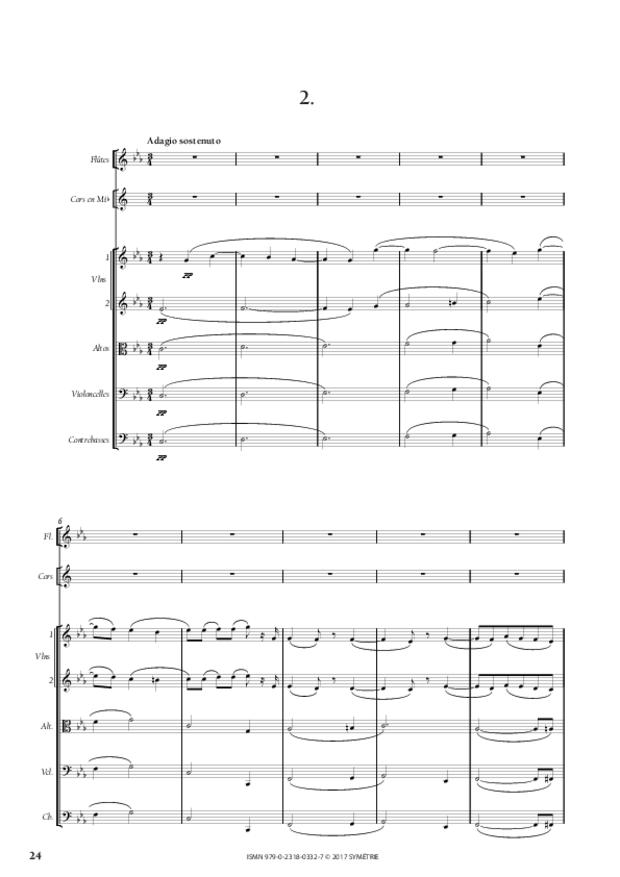 Symphonie, extrait 4