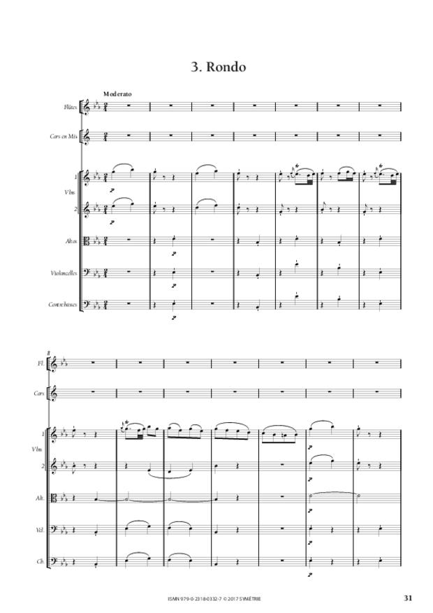 Symphonie, extrait 6